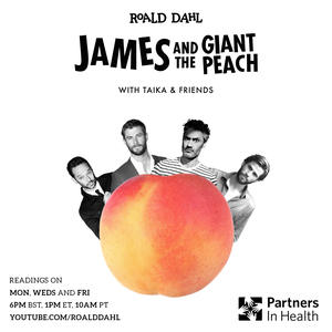 The Hemsworths and Nick Kroll will take part in the first episode (Roald Dahl Story Company)