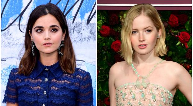 Jenna Coleman and Ellie Bamber star in BBC crime drama The Serpent (PA Wire/PA)