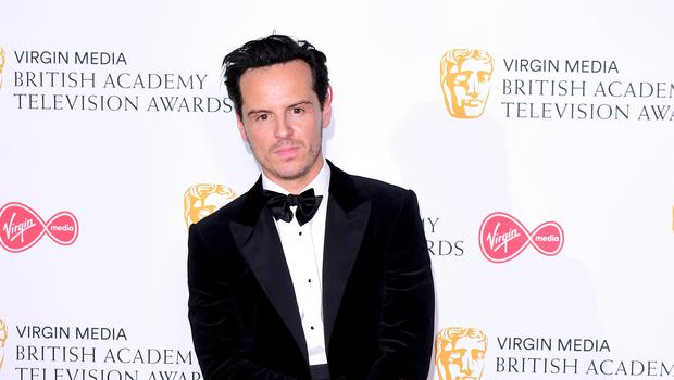 Andrew Scott played the priest in Fleabag (Ian West/PA)
