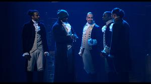 Hamilton will arrive on Disney+ on July 3 (Disney)