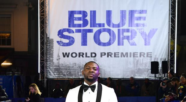 Blue Story has been shortlisted for a Bafta (Ian West/PA)