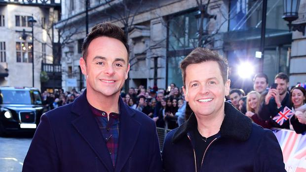 Anthony McPartlin (left) and Declan Donnelly (Ian West/PA)