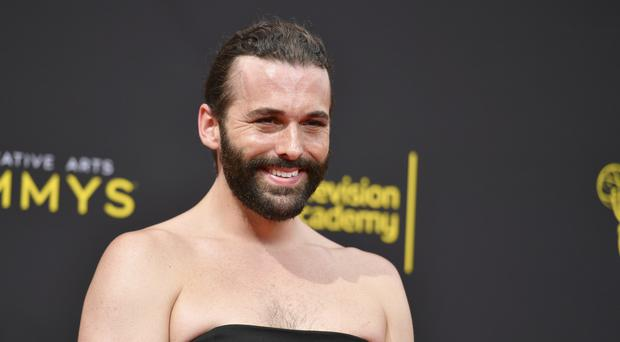 Jonathan Van Ness found out he had HIV when he was 25 (Richard Shotwell/AP)