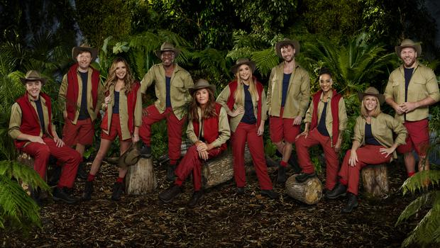Roman Kemp, Andrew Maxwell, Nadine Coyle, Ian Wright, Caitlyn Jenner, Jacqueline Jossa, Myles Stephenson, Adele Roberts, Kate Garraway and James Haskell will compete in I'm A Celebrity … Get Me Out Of Here! 2019 (ITV/PA)