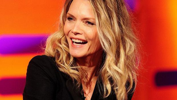 Michelle Pfeiffer has said the ageing process is 'playing havoc' with her psyche