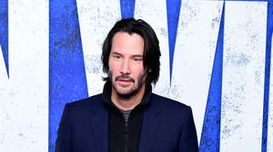 Keanu Reeves will star in Bill And Ted Face The Music (Ian West/PA)