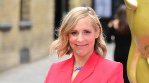 Mel Giedroyc will front Good With Wood (Ian West/PA)