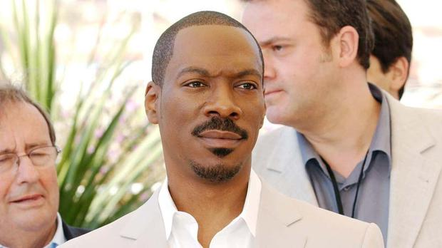 Eddie Murphy said race has 'never' been an issue during his career in Hollywood (Anthony Harvey/PA)