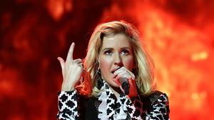 Ellie Goulding recorded a song for the Fifty Shades Of Grey soundtrack