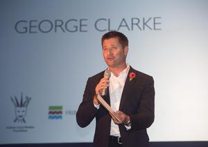Architect and TV host George Clarke has called for a 'radical reboot' of the UK housing sector (David Parry/PA Wire)