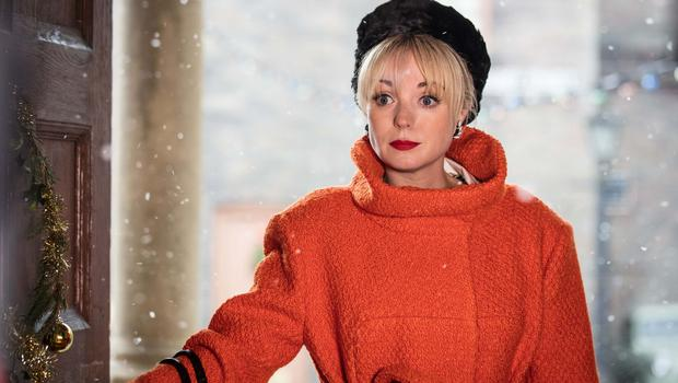 Helen George as Trixie Franklin in Call The Midwife (Sophie Mutevelian/BBC/PA)