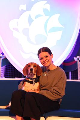 Russell will relive the time she bathed Henry on television during the programme (Jo Clayton/BBC/PA)