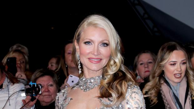 Caprice Bourret has left Dancing On Ice (Isabel Infantes/PA)