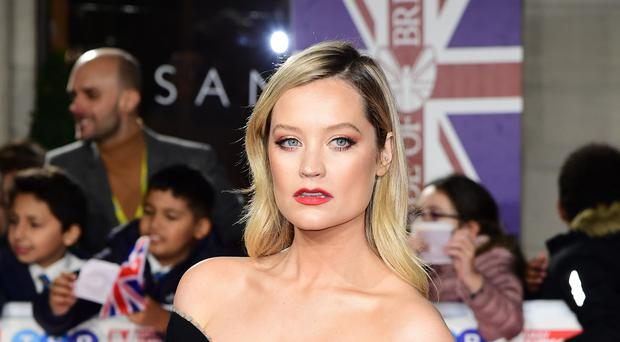 Laura Whitmore (Ian West/PA)