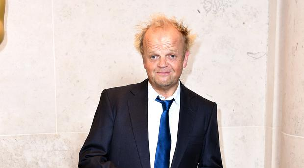 Toby Jones' new coach driving comedy won't mention Brexit (Matt Crossick/PA)