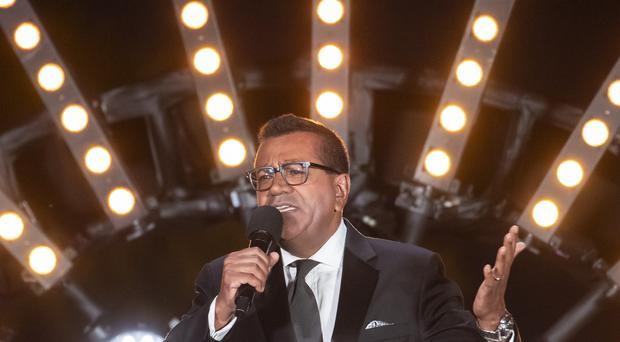 Journalist Martin Bashir was the breakout star from the first episode of the The X Factor: Celebrity (Thames/Fremantle/PA)