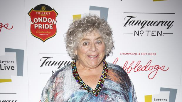 Miriam Margolyes will guest star in Call The Midwife (Isabel Infantes/PA)