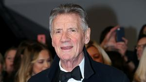 Sir Michael Palin is set to make a guest appearance on The Simpsons, one of the show's writers revealed (Isabel Infantes/PA)