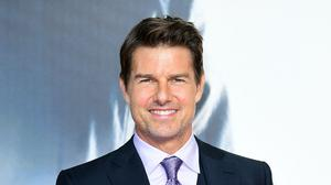 Tom Cruise is set to team up with Nasa to shoot a movie in space (Ian West/PA)