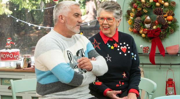 Paul Hollywood and Prue Leith (Channel 4)