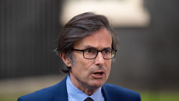 ITV News political editor Robert Peston (Dominic Lipinski/PA)