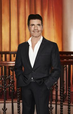 Simon Cowell returns to the judging panel this year (Thames TV/ITV).