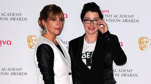 Mel Giedroyc and Sue Perkins (Ian West/PA)