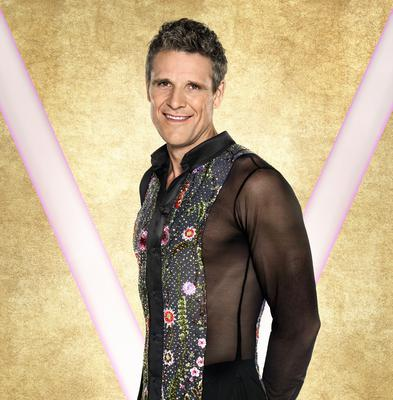 Olympic rower James Cracknell will be competing for the Glitterball Trophy (Ray Burmiston/BBC/PA)