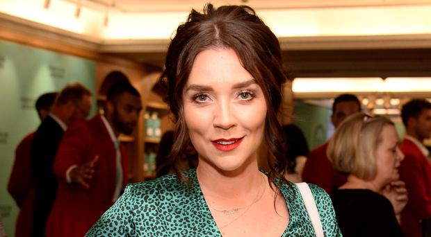 Former Bake Off star Candice Brown has spoken about how she shocks visitors to her pub (Jeff Spicer/PA)