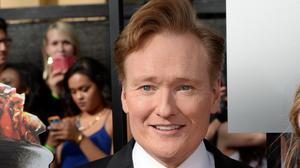 Conan O'Brien's late-night show is set to return despite much of US television production grinding to a halt amid the coronavirus outbreak (PA)