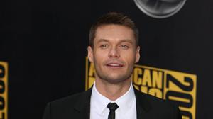 Ryan Seacrest said he was 'moving on to new adventures' (Ian West/PA)