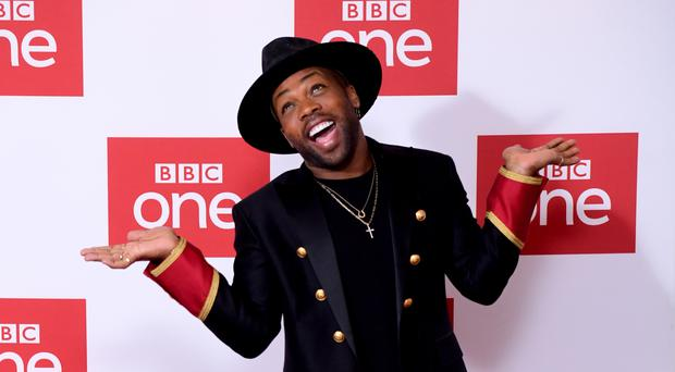 Todrick Hall first found fame on the ninth series of American Idol (Ian West/PA)