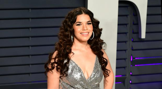 Ugly Betty star America Ferrera said she is 'stunned and heartbroken' after the death of show creator Silvio Horta (Ian West/PA)