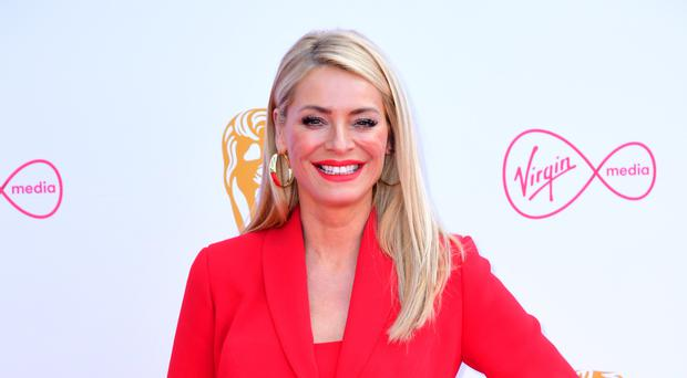 Tess Daly will return as a presenter on Children In Need (Ian West/PA)