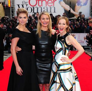 Kate Upton, Cameron Diaz and Leslie Mann star in The Other Woman