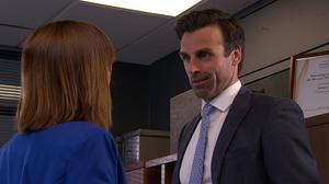 Pierce terrorised Rhona throughout their relationship (Amy Brammall/ITV)