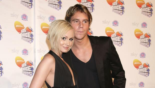 Chanelle and Ziggy were dubbed the 'Posh and Becks' of reality TV in 2007 (Yui Mok/PA)
