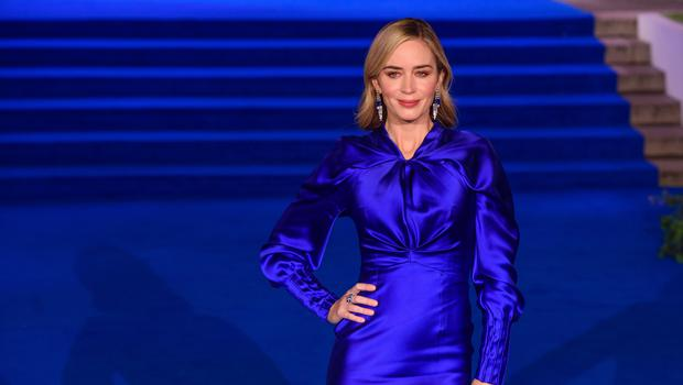 Emily Blunt has been discussing the impact of the Time's Up movement (Matt Crossick/PA)