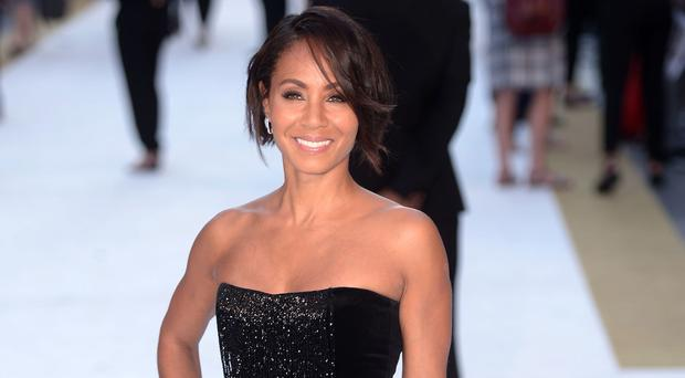 Jada Pinkett Smith (Anthony Devlin/PA)