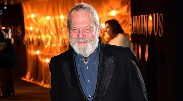 Terry Gilliam said he wants people to take responsibility (Ian West/PA)