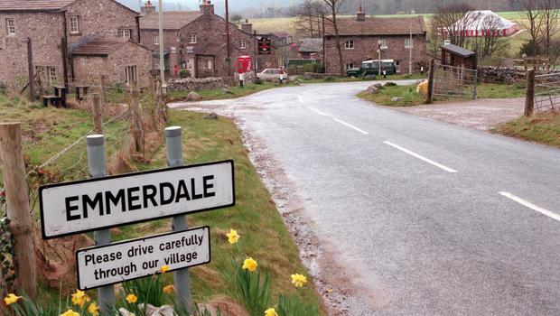 Double trouble in the Dales as two new faces join Emmerdale (ITV/Helen Turton)