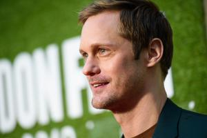 Alexander Skarsgard attending The Little Drummer Girl Premiere as part of the BFI London Film Festival (Matt Crossick/PA)