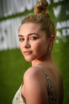 Florence Pugh attending The Little Drummer Girl Premiere (Matt Crossick/PA Wire)