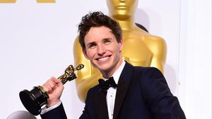 Eddie Redmayne won an Oscar for The Theory Of Everything