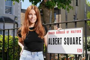 Stacey Dooley will host the EastEnders spin-off (BBC/PA)