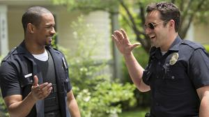 Jake Johnson and Damon Wayans Jr star in buddy comedy Let's Be Cops