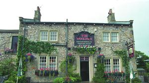 The Woolpack which plays a central role in Emmerdale (ITV/PA)