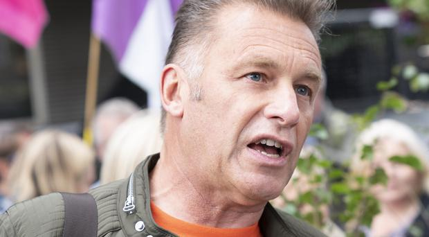 Chris Packham (Giles Anderson/PA)