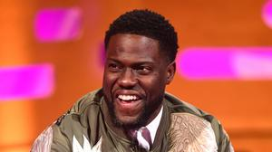 Actor and comedian Kevin Hart has announced he is expecting his second child with wife Eniko (PA Images on behalf of So TV)