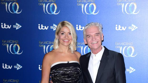 Holly Willoughby and Phillip Schofield (Ian West/PA)